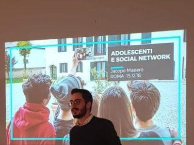 A Roma per condividere il mondo degli adolescenti e dei social